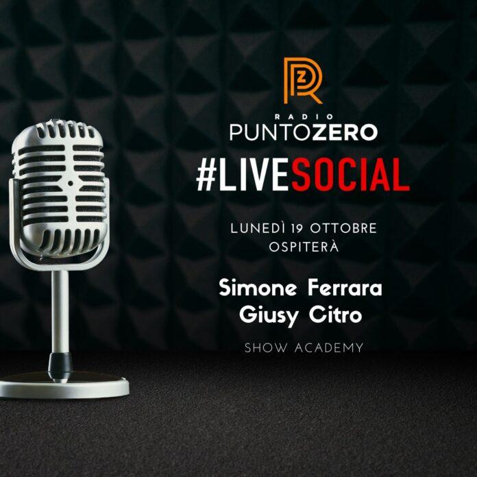 Intervista Radio LiveSocial