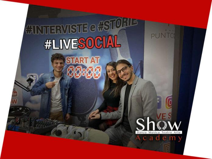 Intervista Live Social con Gianluca Ruoppolo, Simone Ferrara e Giusy Citro