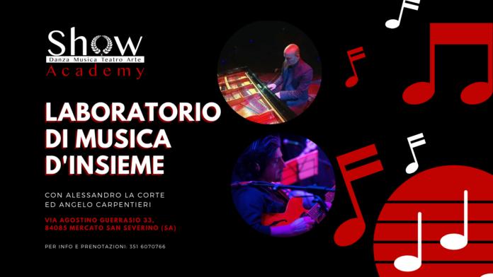 Laboratorio Musica d'insieme 2021